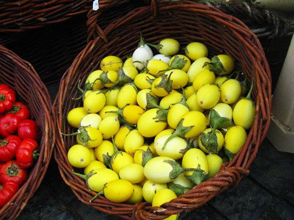pumpkins yellow