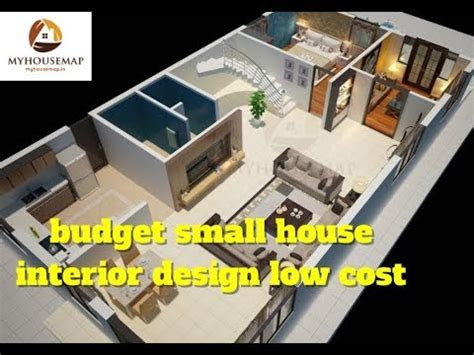 budget small house interior design  cost indian home
