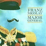 Franz Nicolay - Major General album cover