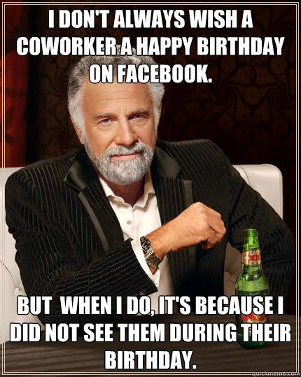 20 Coworker Birthday Meme That Make Everyone Laugh Preet Kamal