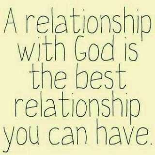 A Relationship With God Pictures Photos And Images For Facebook
