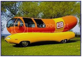 WienerMobile Pictures, Images and Photos
