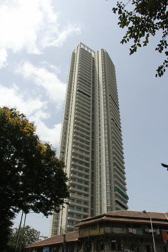 Towering Mumbai by firoze shakir photographerno1