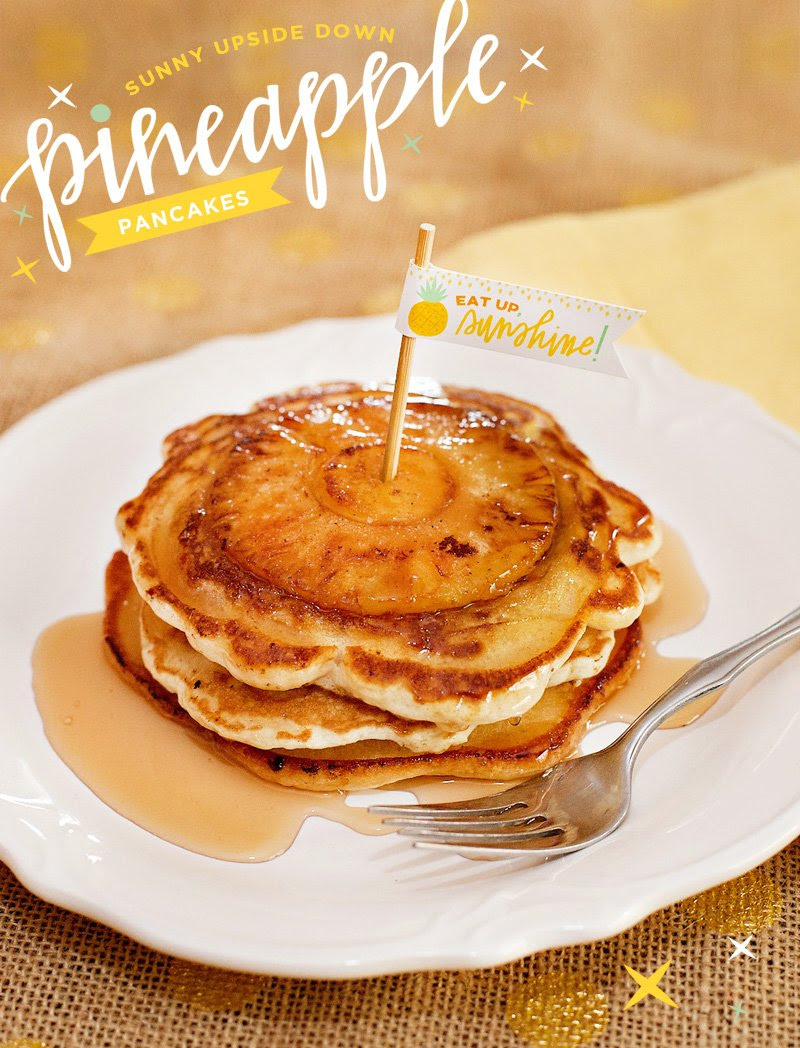 pineapple-upside-down-pancakes