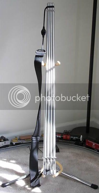 Stainless Steel Tube Fretless Bass