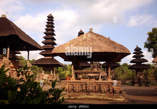 Pura Taman Ayun Stock Photos  Pura Taman Ayun Stock Images  Alamy