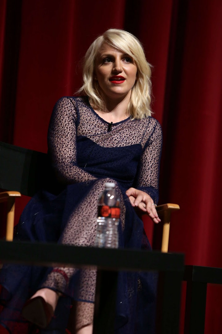 Annaleigh Ashford – An Evening with Masters of Sex-01