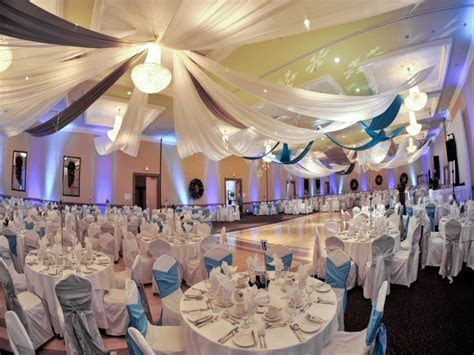 Reception hall decor designs, how to decorate a small
