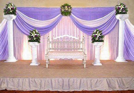 stage decoration ideas   Top Wedding Planning ideas