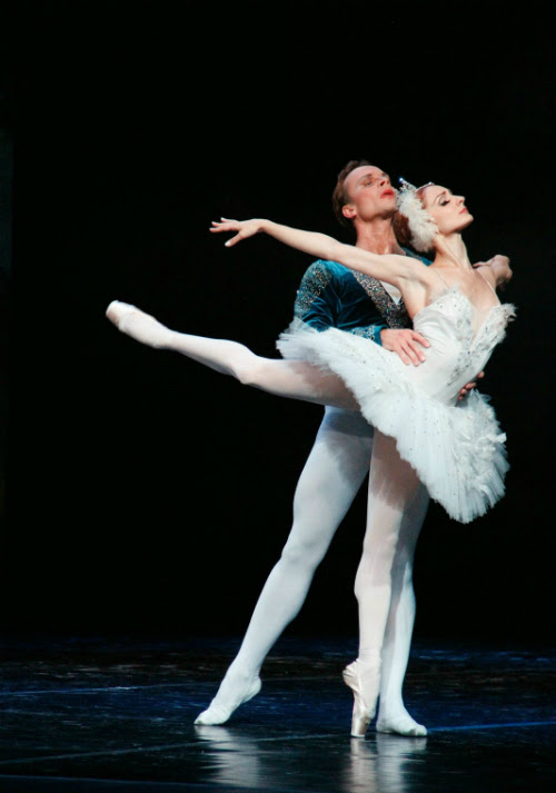 múa ballet, nhà hát Nga, kiệt tác ballet Hồ Thiên Nga,