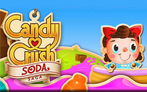 Screenshots of the Candy crush: Soda saga for Android tablet, phone.