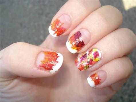 15 Fall Inspired Nail Designs   fashionsy.com