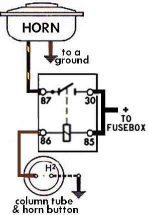 66 Vw Horn Wiring Diagram Wiring Diagram Camaro B Camaro B Graniantichiumbri It