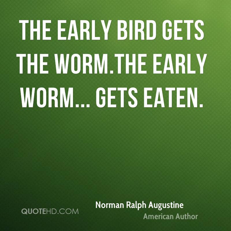 Norman Ralph Augustine Quotes Quotehd