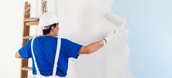 Βάφεις τους τοίχους και έχεις ρεύμα -Πώς γίνεται