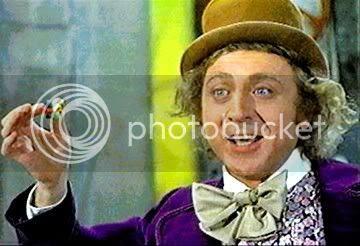 The Wilder Wonka was weird.