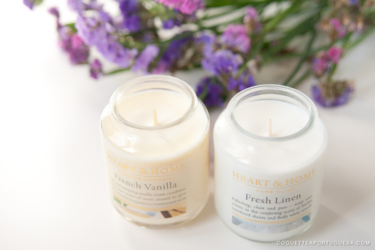 heart & home country kitchen french vanilla baunil