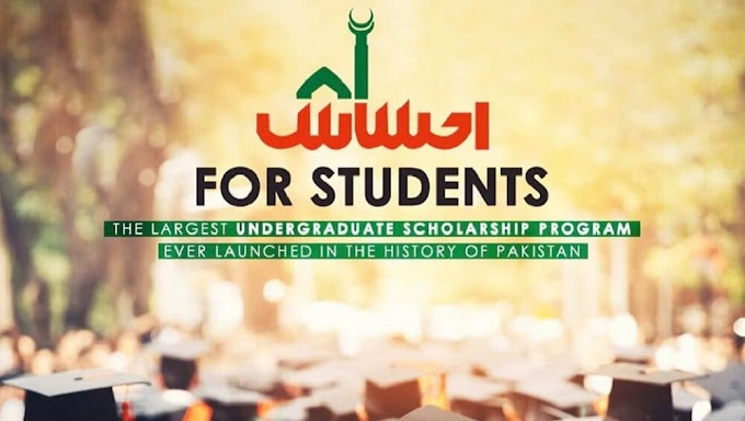 All You Need to Know About Ehsaas Undergraduate Scholarship Program 2021