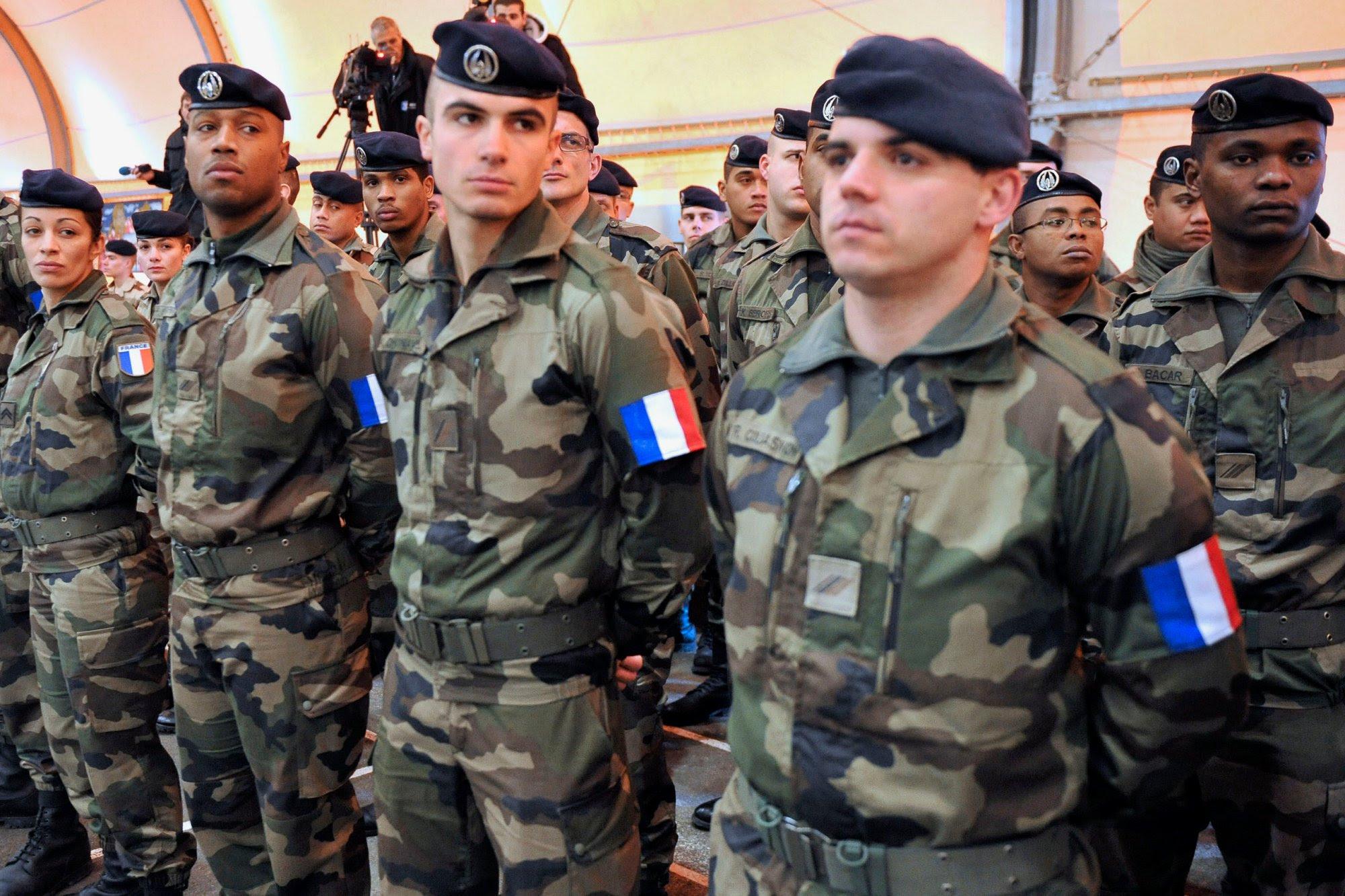 Risultati immagini per army french