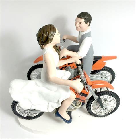 Realistic Cake Topper with Motorbike or other vehicles