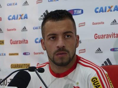Canteros (Foto: Richard Souza/ GloboEsporte.com)