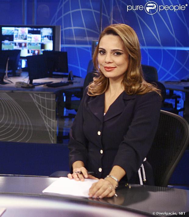 Denúncia feita contra Rachel Sheherazade foi aceita pela Procuradoria Geral da República (27 de março de 2014)