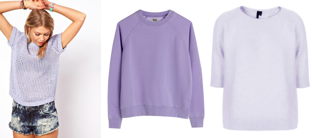 asos weekday lilac sweatshirt sweater pullover knit jumper fall winter 2013 2014 inspiration wish list wanted turn it inside out fashion blogger belgium