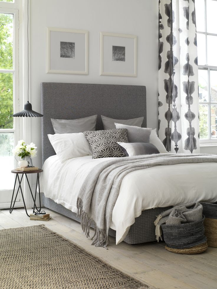 10 Simple Ways To Decorate Your Bedroom Effortlessly Chic ...