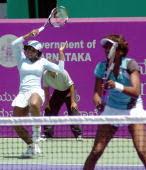 Venus and Serena Bangalore