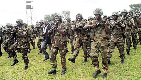 Army To Begin 'Exercise Egwu Eke' II In Abia, Anambra, Enugu On Friday