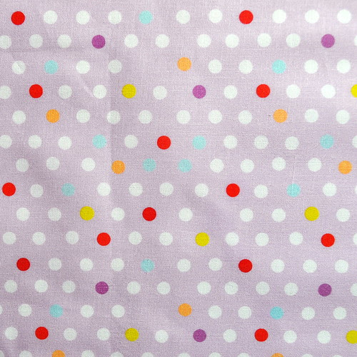 toy box prints - hundreds & thousands pale purple