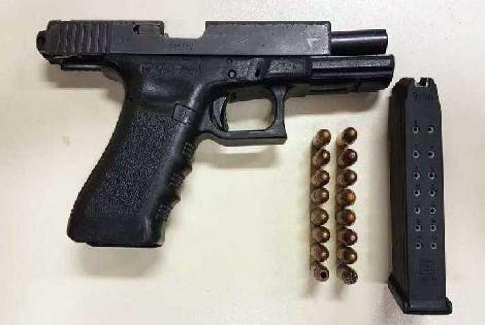 Arma falhou no momento do crime