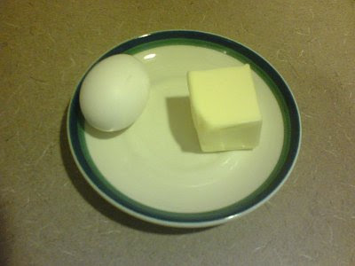 Egg and Butter