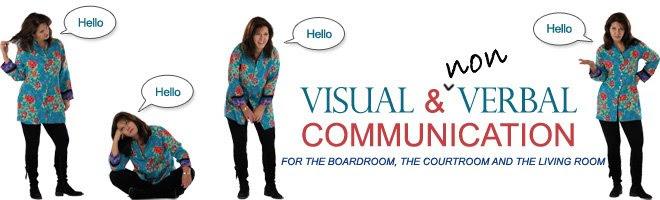Visual, Verbal and Nonverbal Communication
