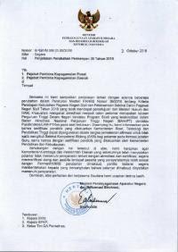 Penjelasan Menteri Pan Rb Ri Tentang Syarat Akreditasi Bagi Pelamar Cpns 2018
