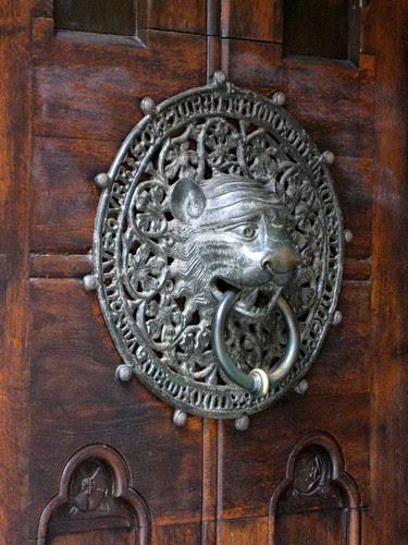 Saint Peters Door