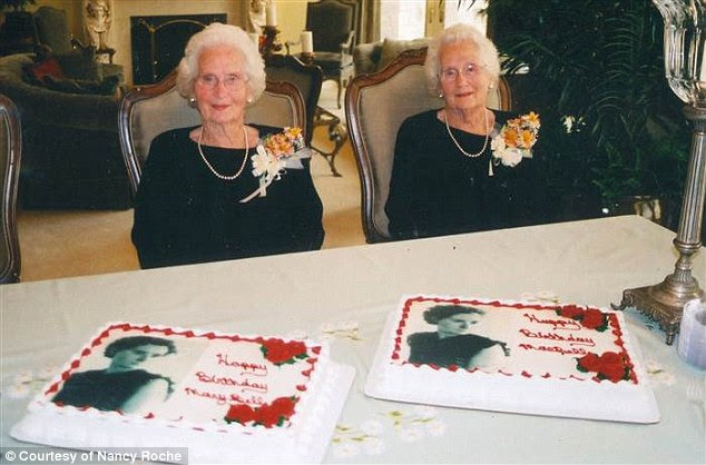 Closer than ever: 'I need her all the time,' Mae Belle said. 'We've had a wonderful, wonderful, wonderful life and still have it.'