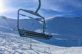 Skiing and Chairlift Safety
