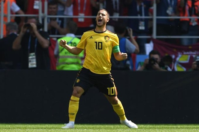 Possível rival do Brasil, Bélgica goleia Tunísia