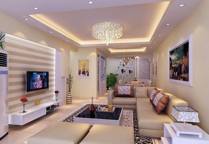 Plafon Ruang Tamu Minimalis 2019   Ide Rumah Minimalis