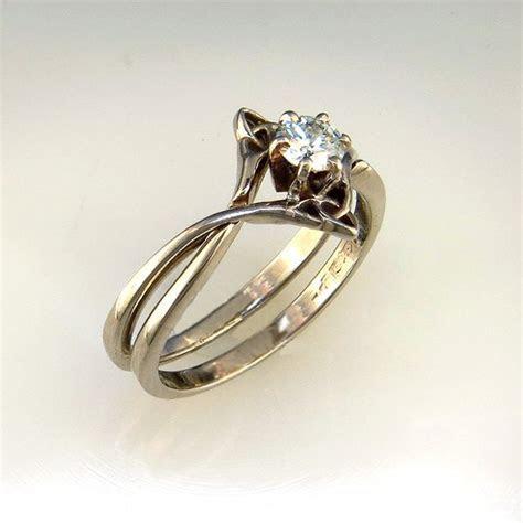 17 Best ideas about Interlocking Wedding Rings on