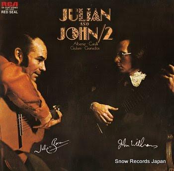 BREAM, JULIAN / JOHN WILLIAMS julian & john vol.2