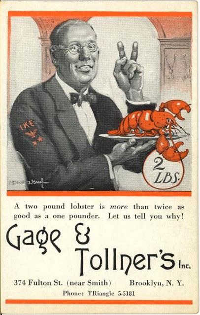 Gage& Tollner Ad