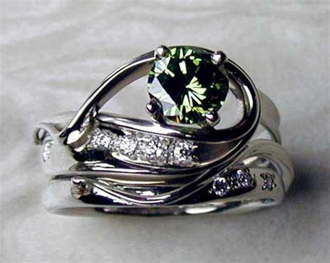 Unique Engagement Rings ? Metamorphosis Jewelry