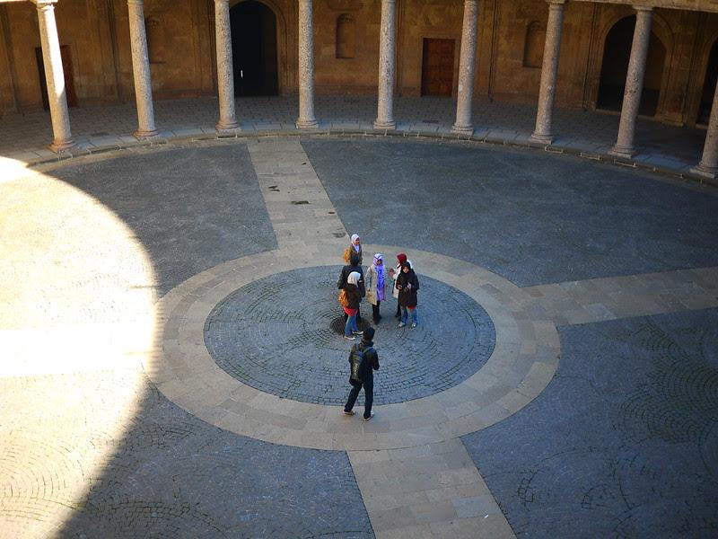 卡洛斯五世皇宫 Palacio de Carlos V