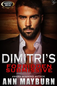 DimitrisForbiddenSubmissiveCover