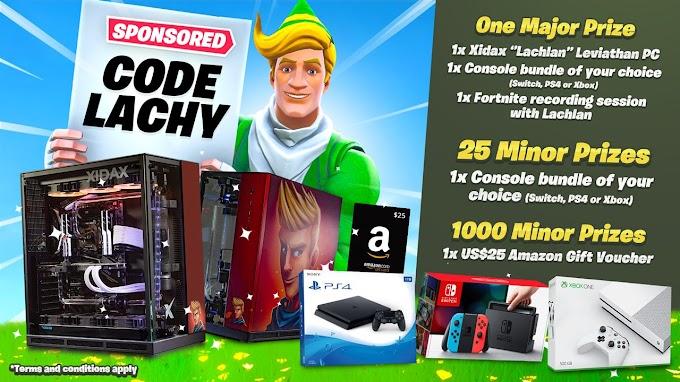 SORTEIO - PC Gamer, Nintendo Switch, Xbox One, PS4 e muito mais