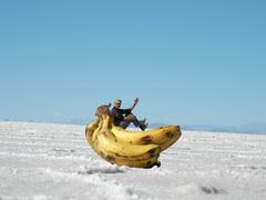 3 jours das le salar de Uyuni