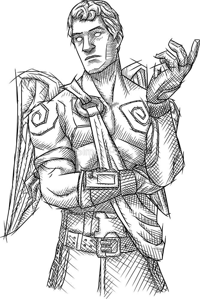 Fortnite Drawing at GetDrawings   Free download