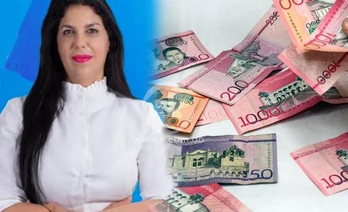 DIPUTADA PILARTE, DE MOVER BILLONES DE PESOS A DECLARAR BIENES MODESTOS POR 16 MILLONES